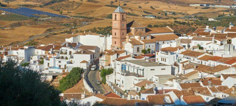 Casabermeja – fin småby med Andalucías største arkeologiske frilufts 'museum´