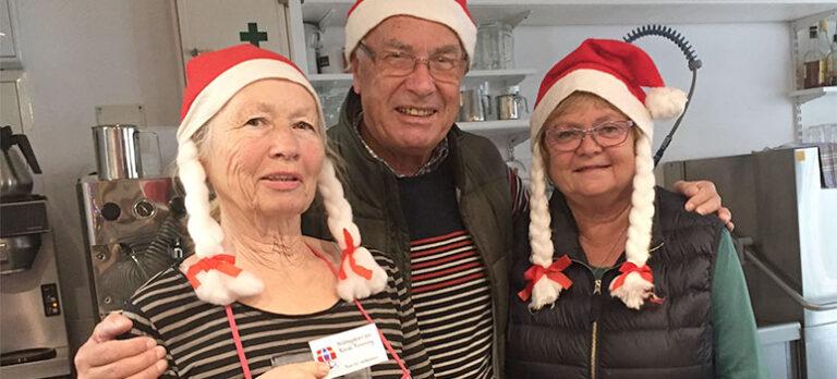 Julaften og julelunsj i Norsk Forening