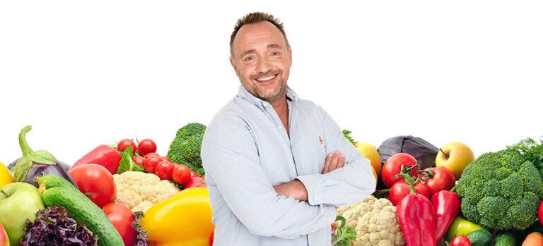 Kjenner du en som ikke er glad i grønnsaker?