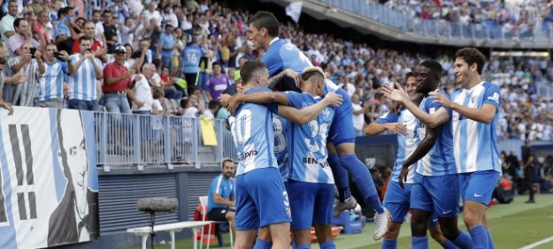Málaga står sammen i krisen