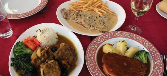 El Sin Igual – spansk familierestaurant med franske, marokkanske og spanske retter