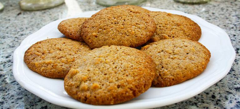 Veras Veranda – Kanel/mandel cookies