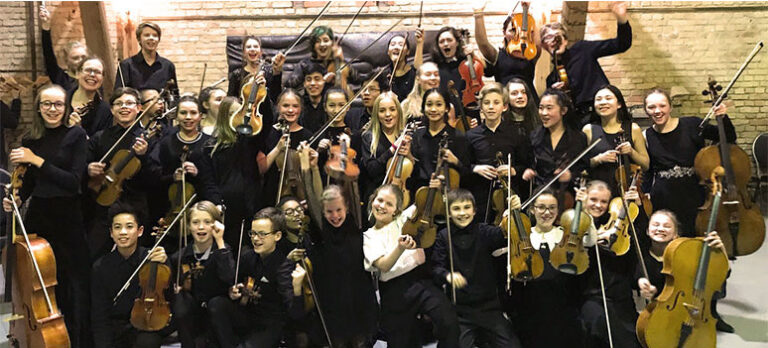Det berømte juniorensemblet til Barratt Due holder konsert i Málaga 19. februar.