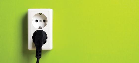 Elektrisitetsforbruket må kontrolleres og derfor må alle husstander ha en ICP