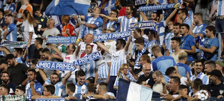 Fotballklubben Málaga CF i fin flyt: Målet: Rask retur til La Primera