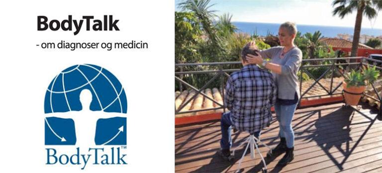 BodyTalk – om diagnoser og medisin