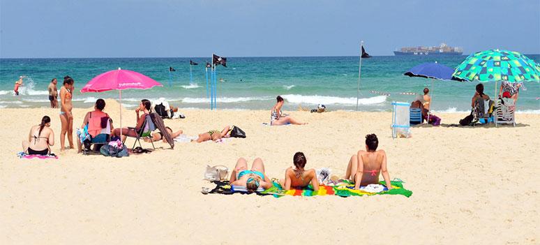 Costa del Sol Turismen setter nye rekorder