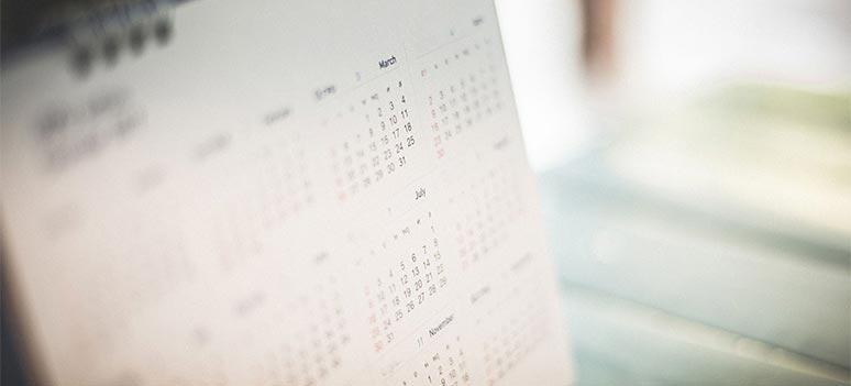 En ny kalender