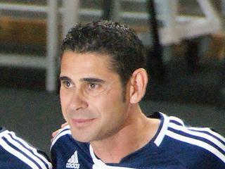 Fernando Hierro 2008