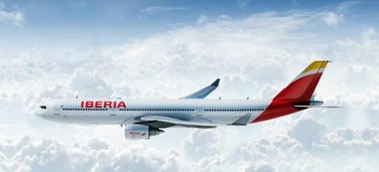 Iberia nyt logo