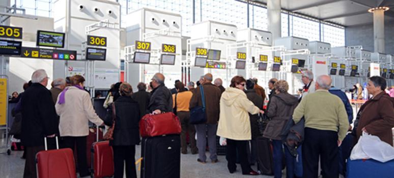 Málaga Lufthavn