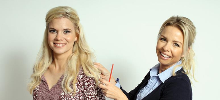 Sara och Linda