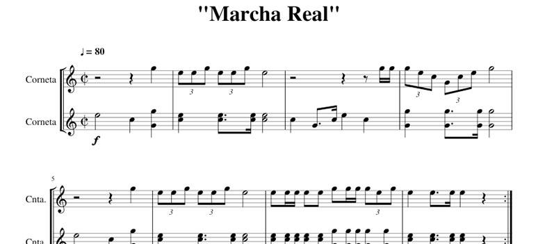 Spanias sære sider Nynner til nasjonalhymnen