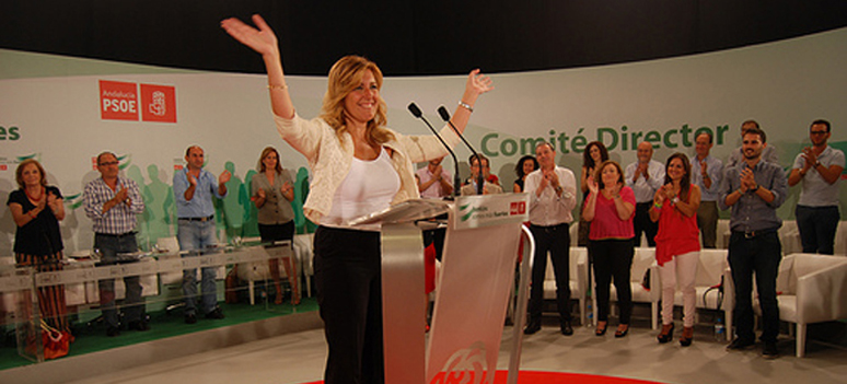 Susana Diaz 1 PSOE-Andalucia