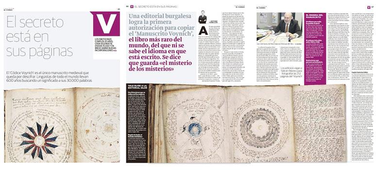 Verdens mest mystiske bog Voynich manuskriptet2