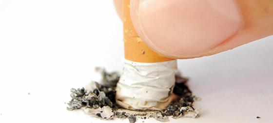 Hardere regler for røykere