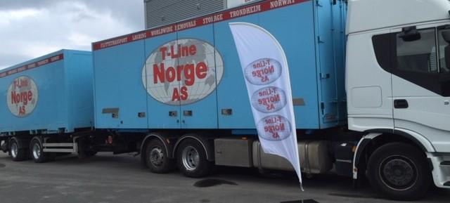 T-Line Norge AS ordner med en trygg flytting