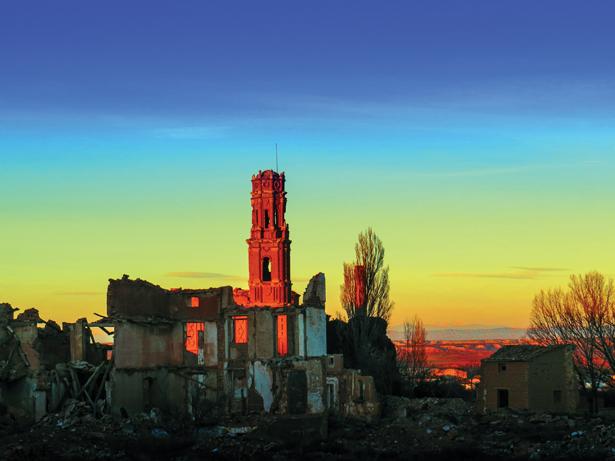 Francos levn: Et sted som ikke finnes…