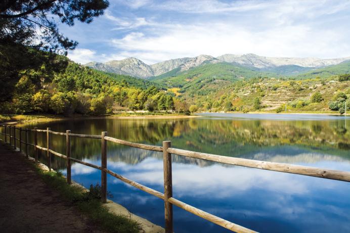 Sierra de Gredos – Spanias steinhjerte