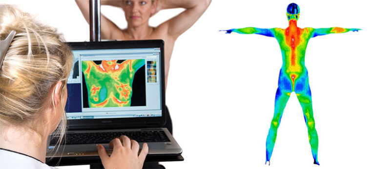 Medisinsk infrarød termografi