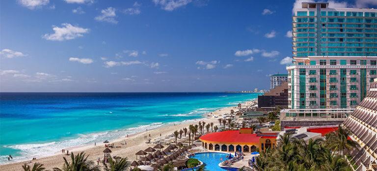 En feriedag i Cancun – og bihulebetennelse