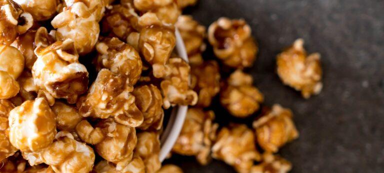 Veras Veranda: Karamellpopcorn