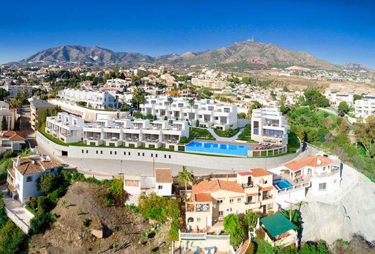Byggetillatelsen er godkjent og halvparten av boligene er solgt – nytt prosjekt i Torreblanca