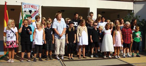 Den Norske Skolen juli 2010