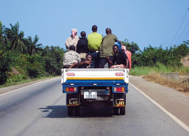 Immigrasjonens vesen: Del 3,Når det ikke er noen vei tilbake