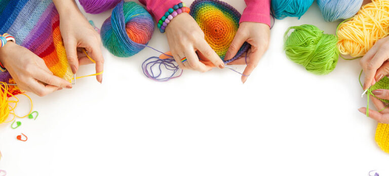 7 gode grunner til å strikke