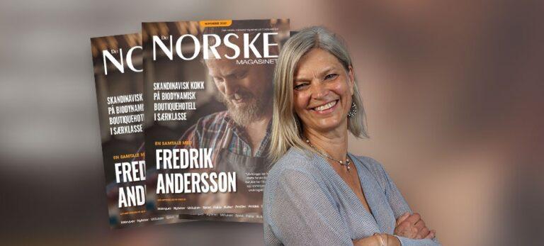 Velkommen til Det Norske Magasinets november-utgave 2020!
