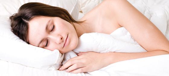 Sov deg til strålende velvære og vitalitet