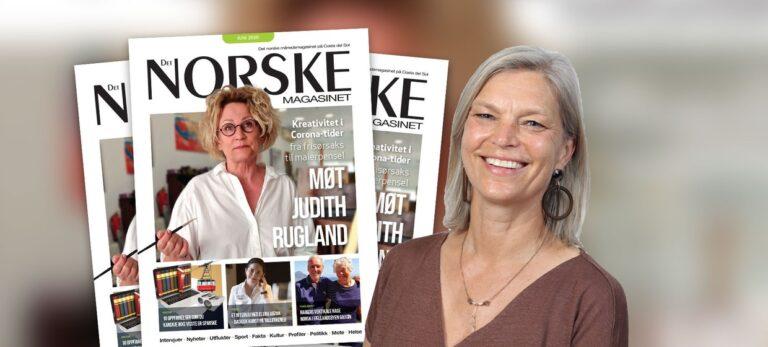 Velkommen til Det Norske Magasinets juni-utgave 2020!