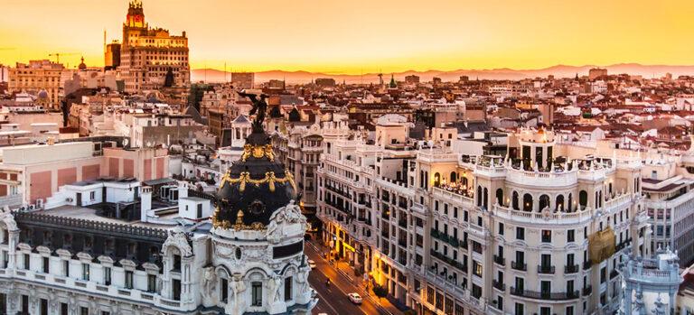 En dag i Madrid