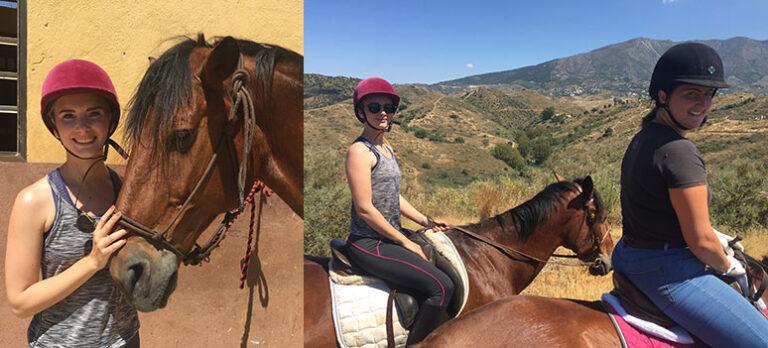 Opplev Spania på hesteryggen - en annerledes måte å oppleve naturen på