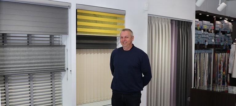 """Cortidea – en verden av gardiner, tepper og """"myke"""" innredningsartikler skaper hygge i ditt hjem."""