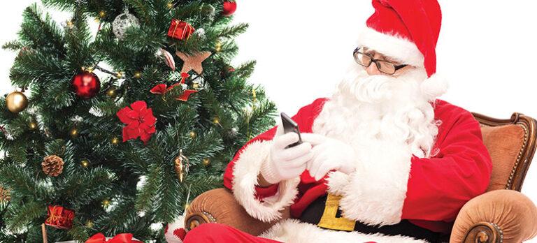 8 App´er for at redde julen