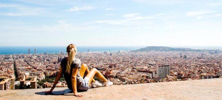 Fem kule steder i Barcelona