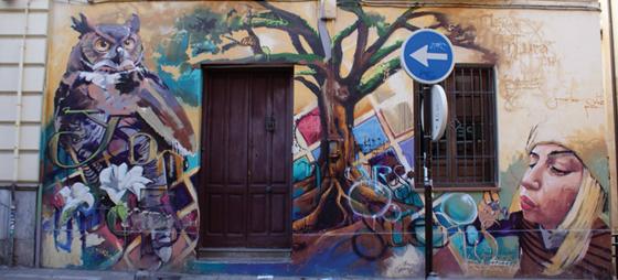 Street art – gatekunst