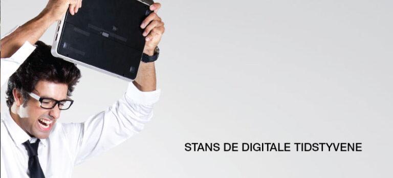 Stans de digitale tidstyvene – Online