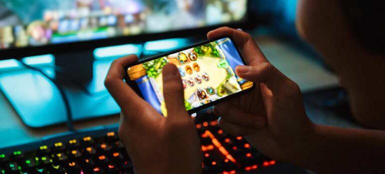 Kommer mobilspill til å erstatte konsollene?
