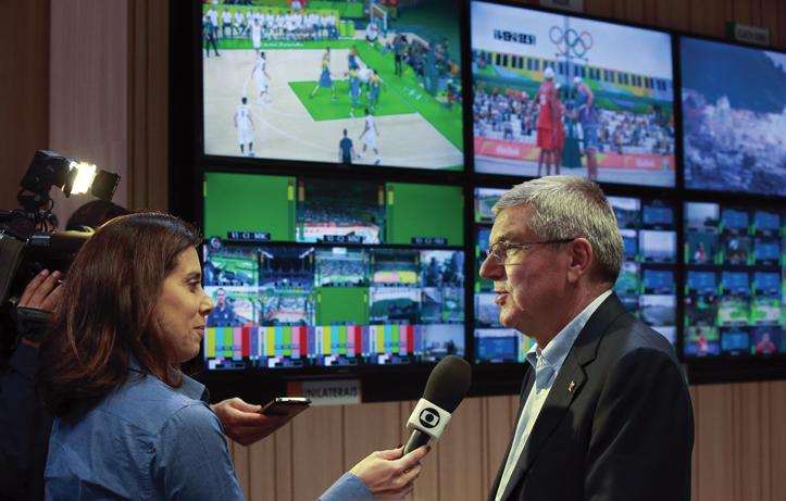 Storstilet olympisk prosjekt i Madrid