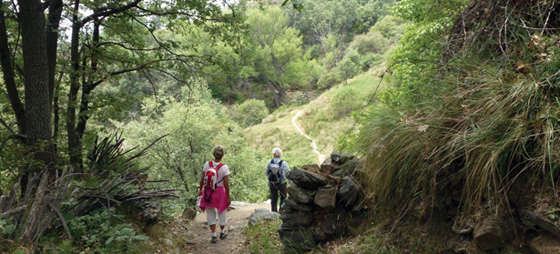 Capileira – en kjølig fjellandsby med en perle av en vandretur