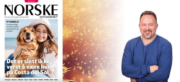 Velkommen til Det Norske Magasinets januar-utgave 2020!