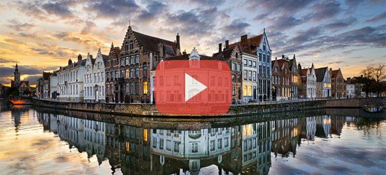 Brugge – Europas flotteste middelalderby