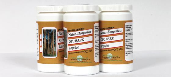 OPC Bark – Bark fra furu
