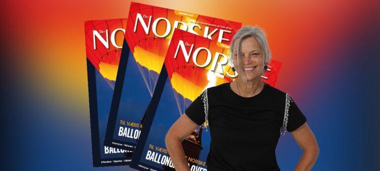 Velkommen til Det Norske Magasinets oktober-utgave 2020!