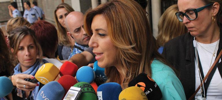Susana Díaz erobrer Juntaen – igjen