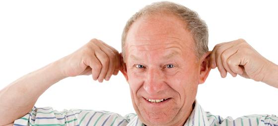 Høreproblemer hos eldre = Presbyacusis