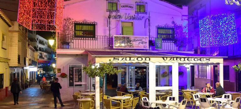 THE SALÓN VARIETÉS THEATRE – Det engelskspråklige teateret på Costa Del Sol